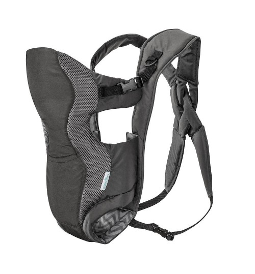 Evenflo Breathable Soft Carrier, Grey