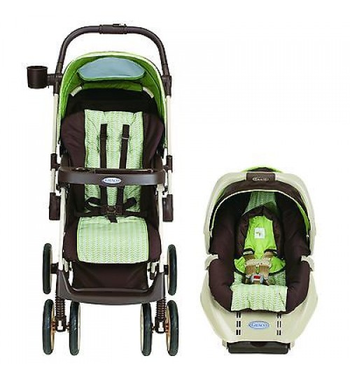 Graco Alano Travel System, Sweet Pea