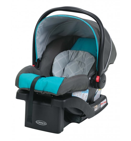Graco SnugRide 30 Click Connect Front Adjust Car Seat, Finch