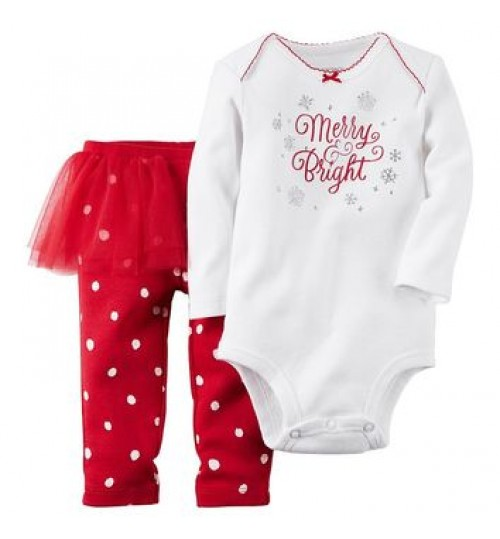 Carter's Merry and Bright Set