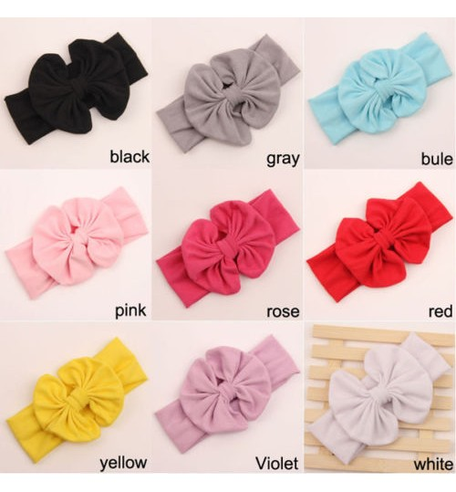 Infant and Toddler Girls Fashion Headbands