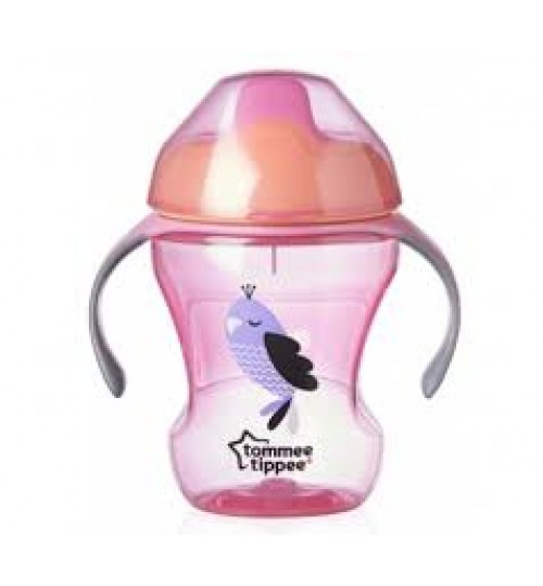 Tommee Tippee - Explora Easy Drink 6m+ Cup - Pink