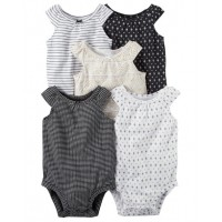 Carter's 5 Pack Tank Top Bodysuits