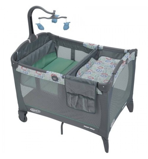 Graco Pack 'n Play Change 'n Carry Playard,Cleo