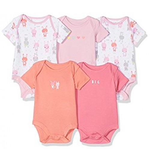 Mothercare My First Little Mouse Wadded Pinny And Bodysuit Set