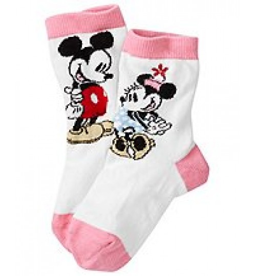 Minnie Mouse Socks