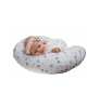 Redkite Kinder Valley Donut Nursing Pillow-Stars