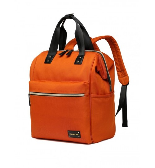 Colorland Zara Baby Changing Backpack, Orange