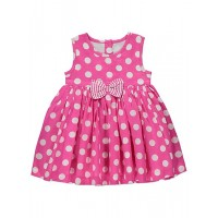 George Polka Dot Print Dress