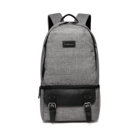 Colorland Thermal Backpack Diaper Bag, Grey