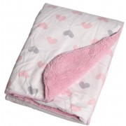 Carter's  Just To You- Hearts blanket