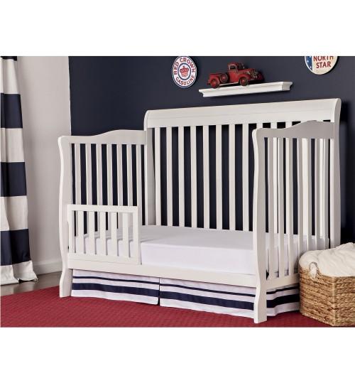 faf605777e4 Dream On Me Ashton 5 in 1 Convertible Crib