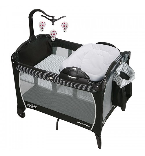 Graco Pack 'n Play, Portable Napper & Changer, Studio