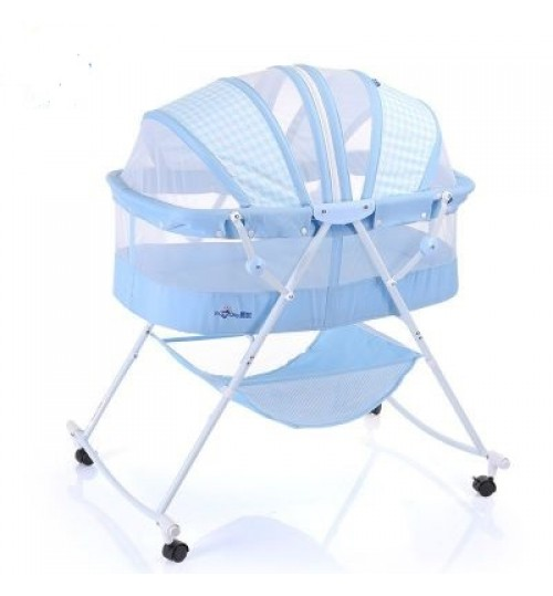 Infantsky Bassinet, Blue