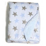 Carter's  Just to You Baby Blanket, Stars Design