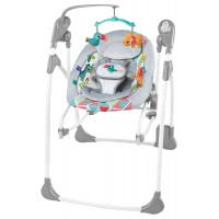 Bright Starts 2-in-1 Toucan Tango Rock and Swing