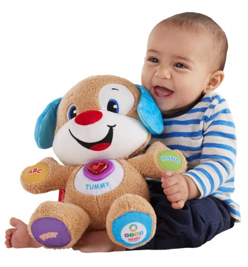 Fisher-Price Smart Stages Laugh and Learn Puppy
