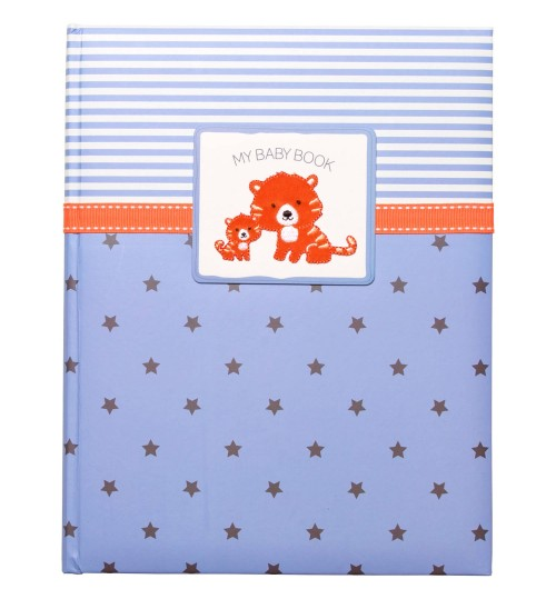Child of Mine by Carter's Newborn Baby Boy Memory Book