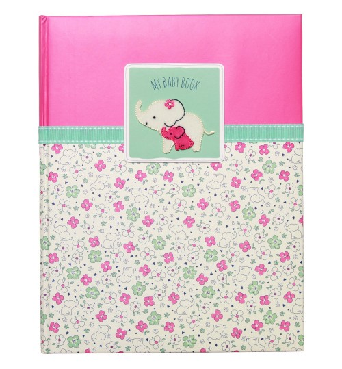 Child of Mine by Carter's Newborn Baby Girl Memory Book