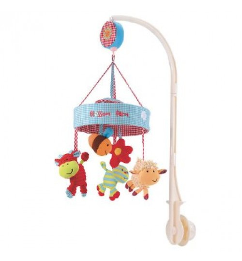 ELC Blossom Farms Cot Mobile