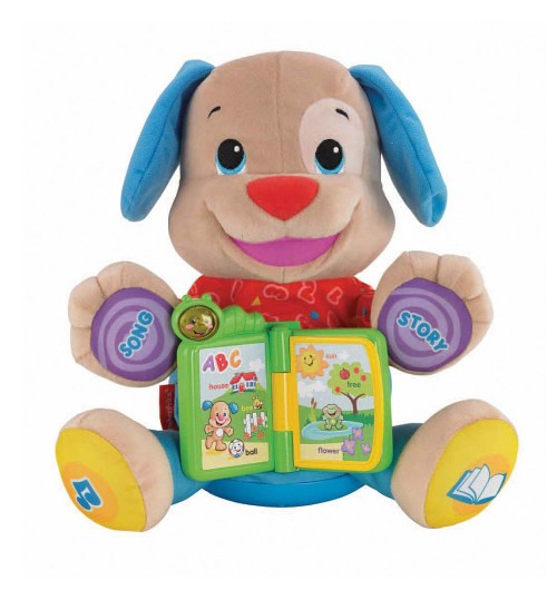 Fisher-Price Singing Story time Puppy