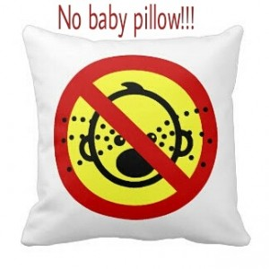 Baby Pillow, Risk of SID (Sudden Infant Death)
