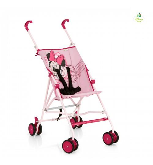 Hauck Go-S Minnie Stroller-Pink