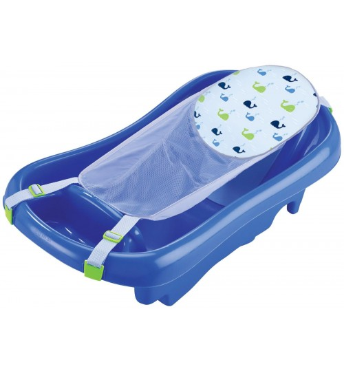 The First Years Infant Blue Tub