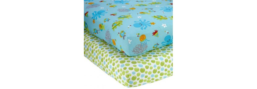 Baby Cots and Cotbed Sheets