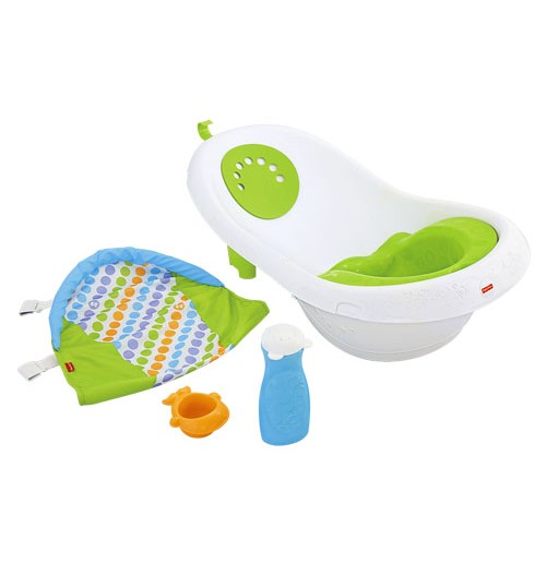 Fisher-Price 4-in-1 Sling and Seat Tub