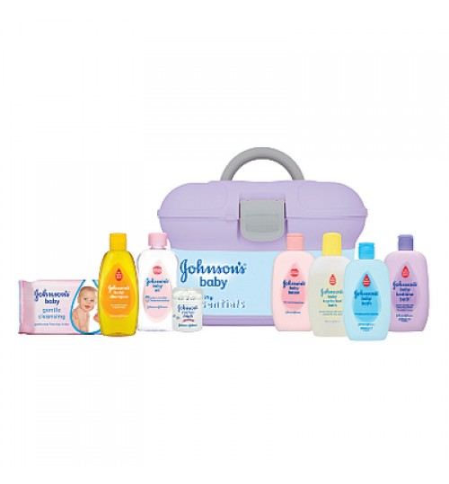 Johnsons Baby Essential Box