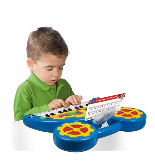 Mickey Mouse Clubhouse Electronic Keyboard
