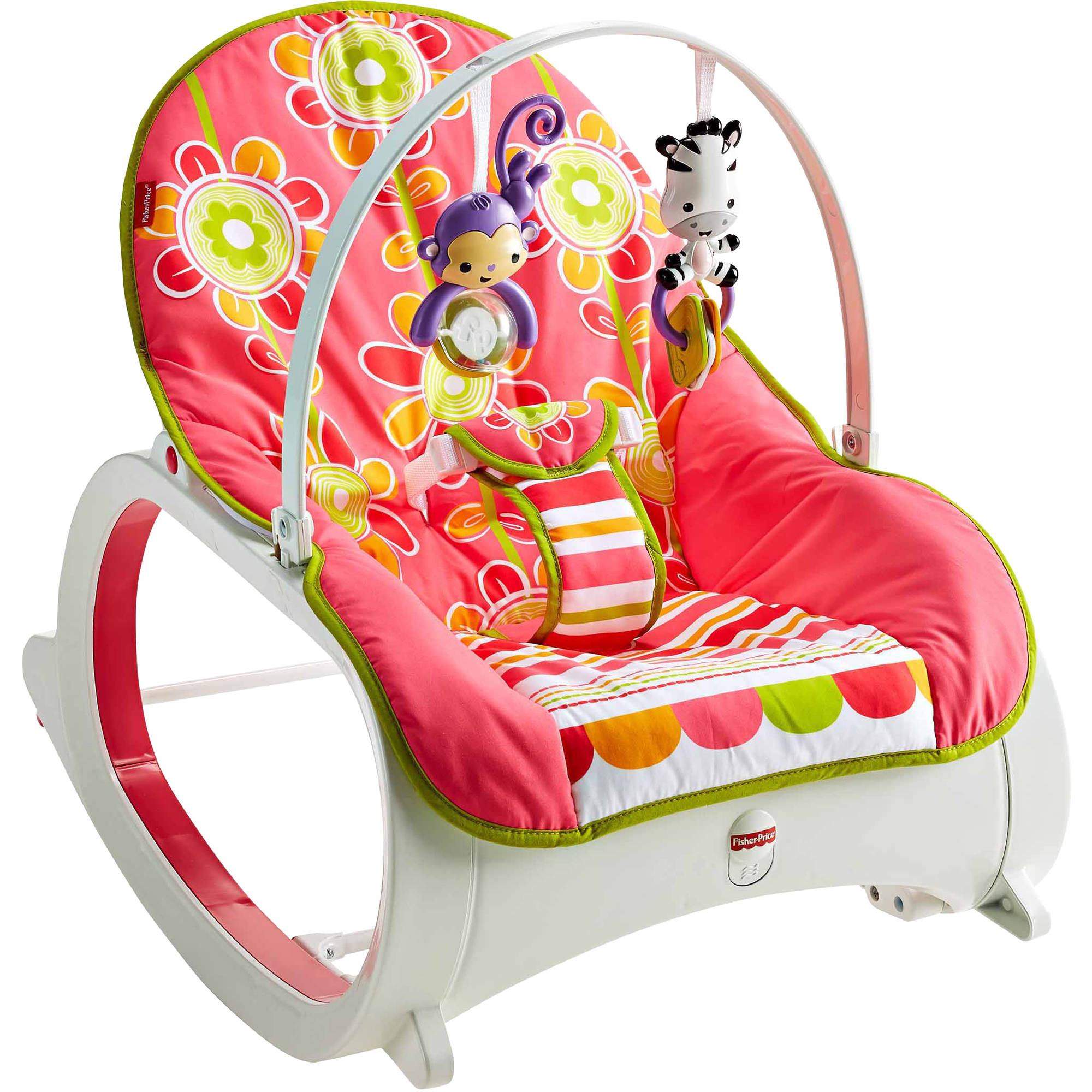 baby rockers and baby bouncers